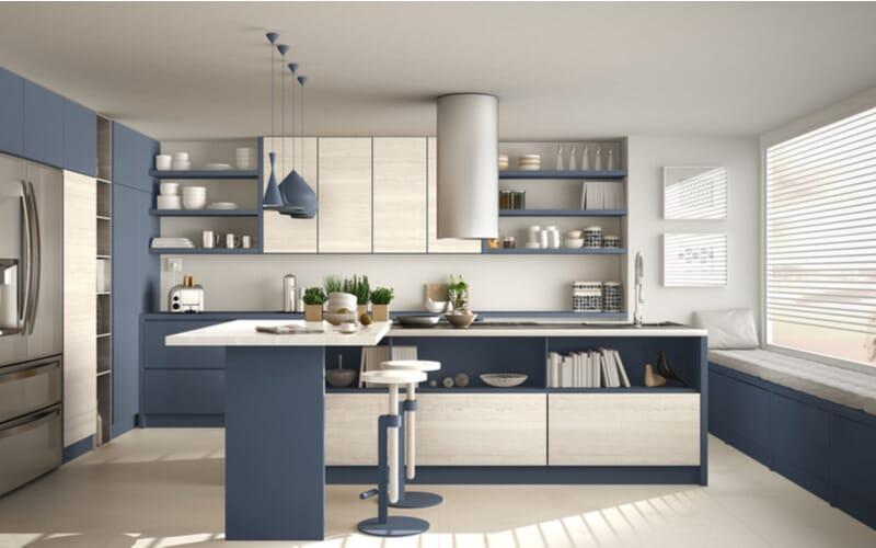 Types Of Modular Kitchen Design   ZAD Interiors