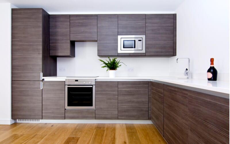 Pvc Or Acrylic Which Finish Is Better For Kitchen Cabinets Zad Interiors