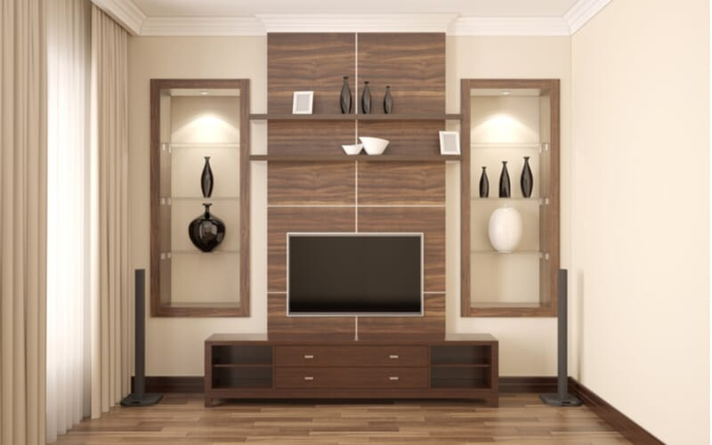 8 Tv Unit Design Ideas For Living Room Zad Interiors