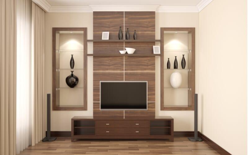 8 Tv Unit Design Ideas For Living Room, Living Room Wall Unit Ideas